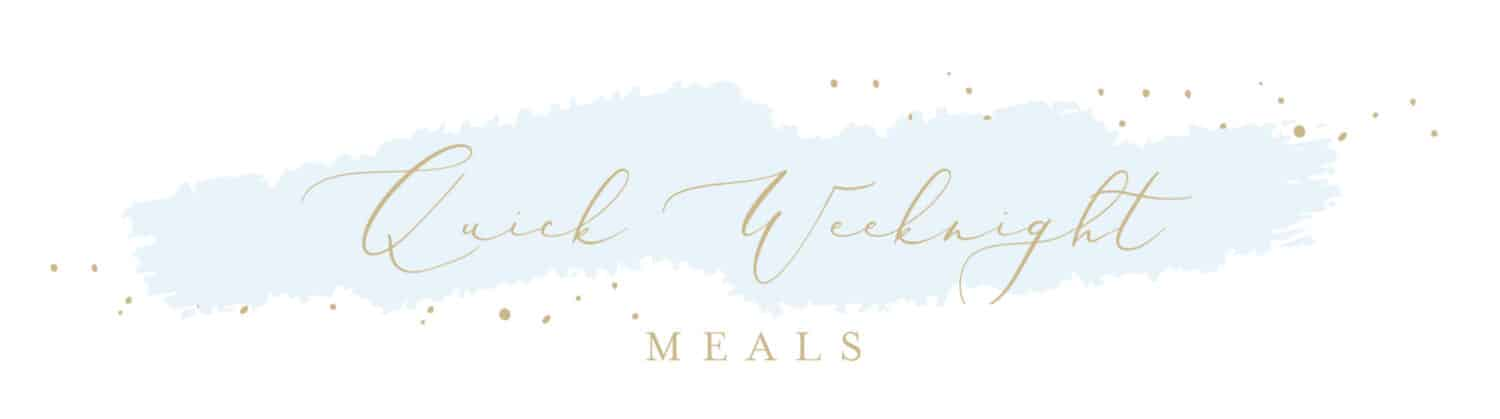 Quick Weeknight Meals logo