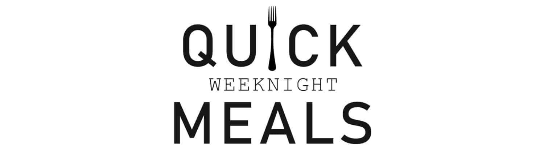 Quick Weeknight Meals logo
